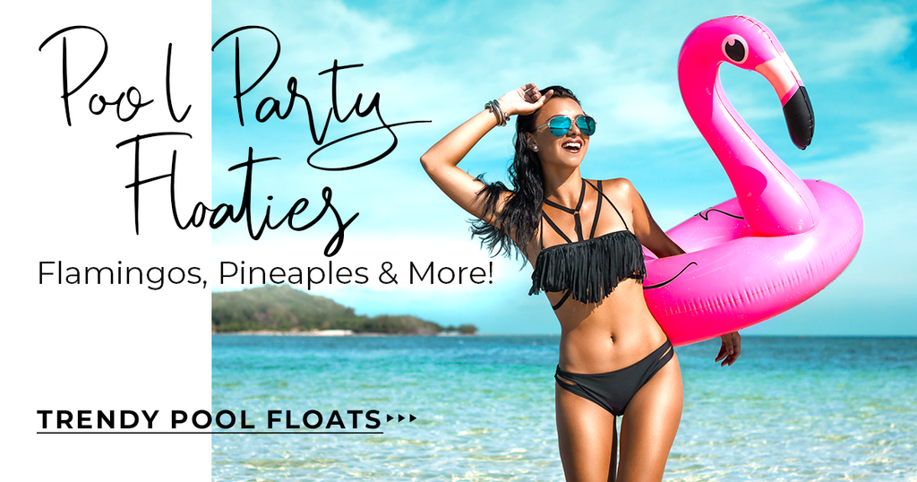 Pool Floats Collection Riviera Coco