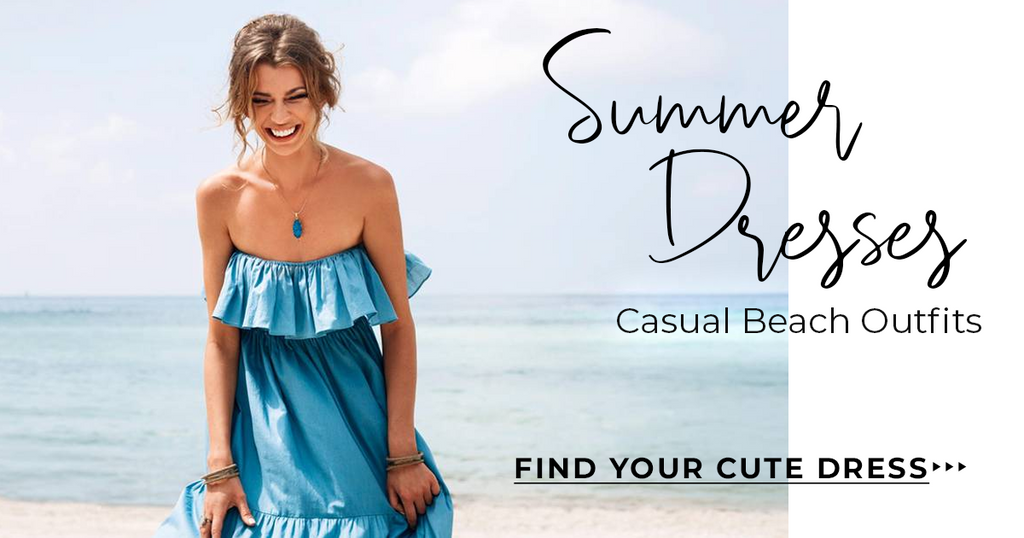 Cute Summer Dresses Collection