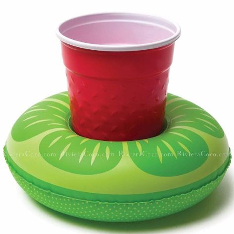3 Pcs Drink Holders Party Pool Floats