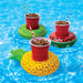12 Pcs Drink Holders Party Pool Floats