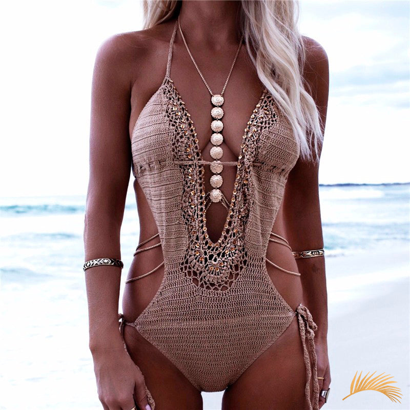Luau Body Chain