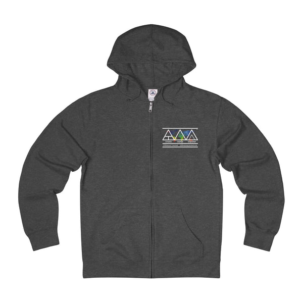 Create Change Together - Zip Hoodie