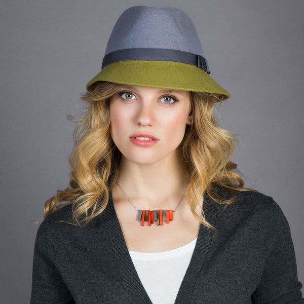 Faire Collection Gramercy Felt Hat -  Faire Collection (H)