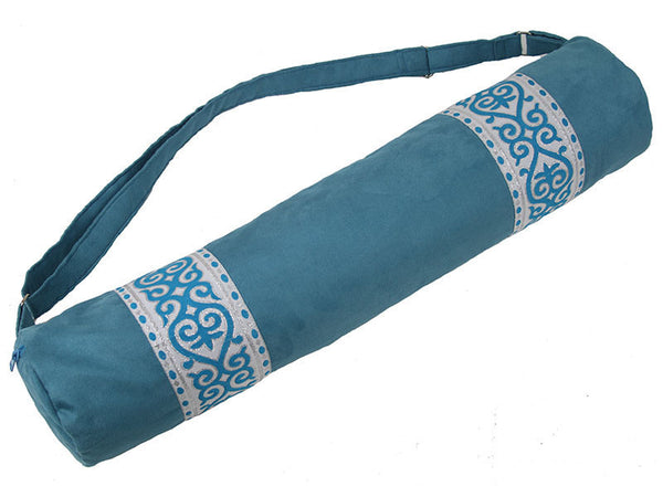 Taj Peacock Yoga Mat Bag - Global Groove (Y)