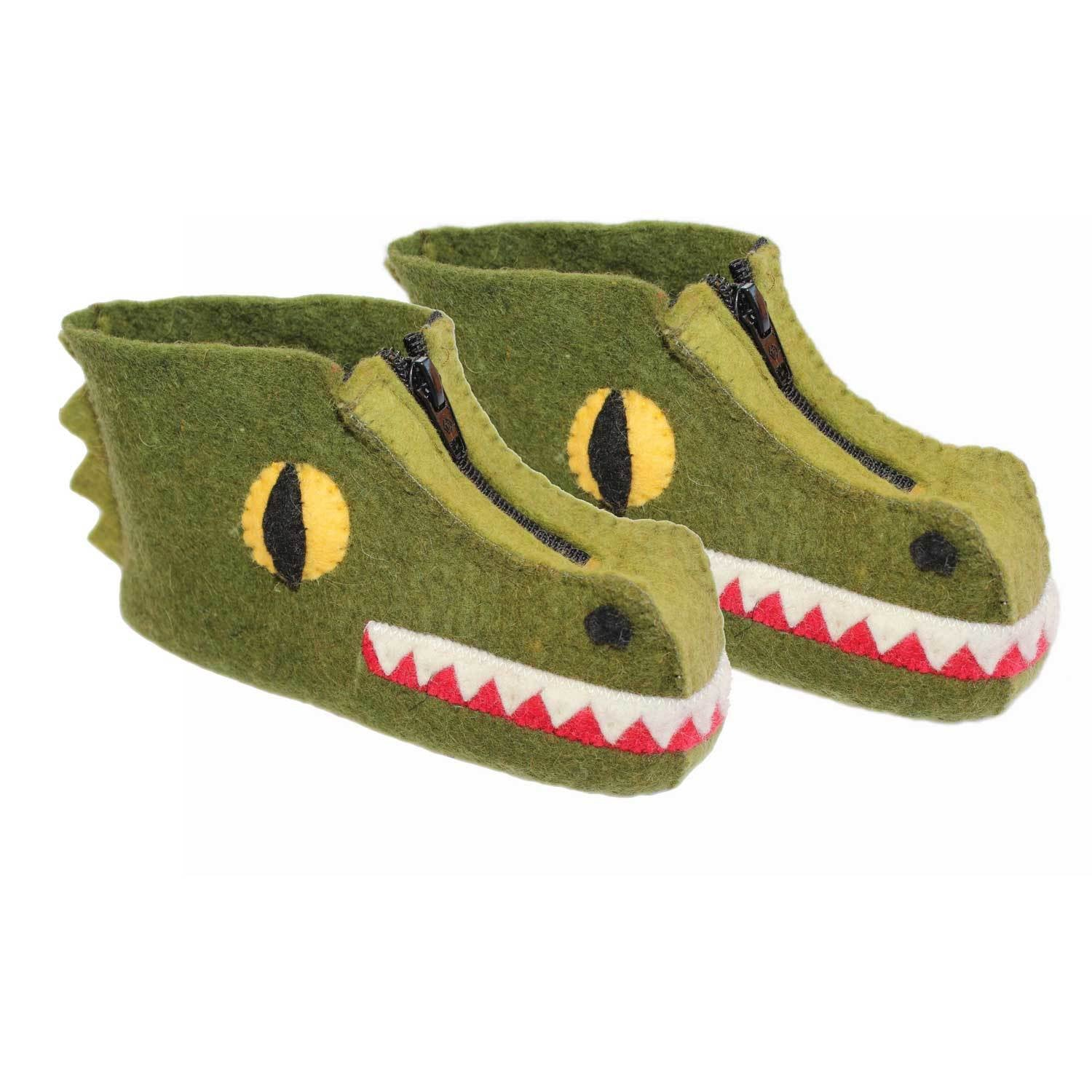 Alligator Kid Zooties Age 4-5 - Silk Road Bazaar