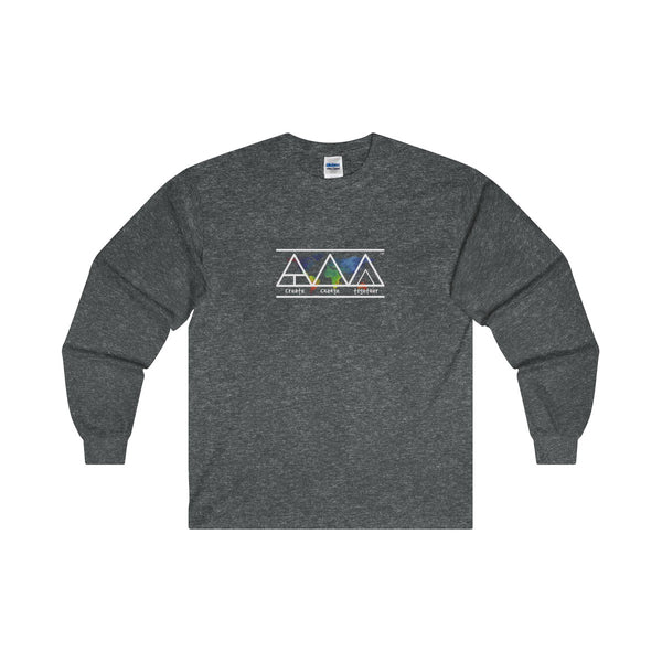 Create Change Together - Long Sleeve Tee