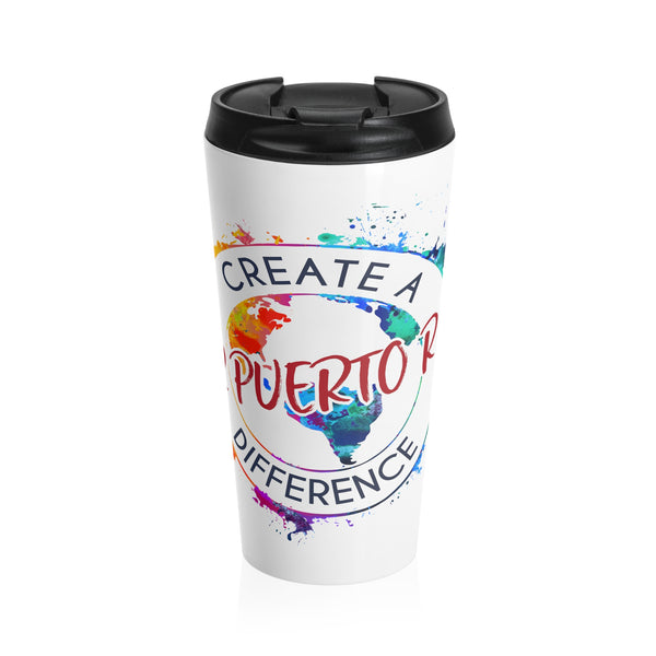 Create A Difference - Puerto Rico Coffee Mug