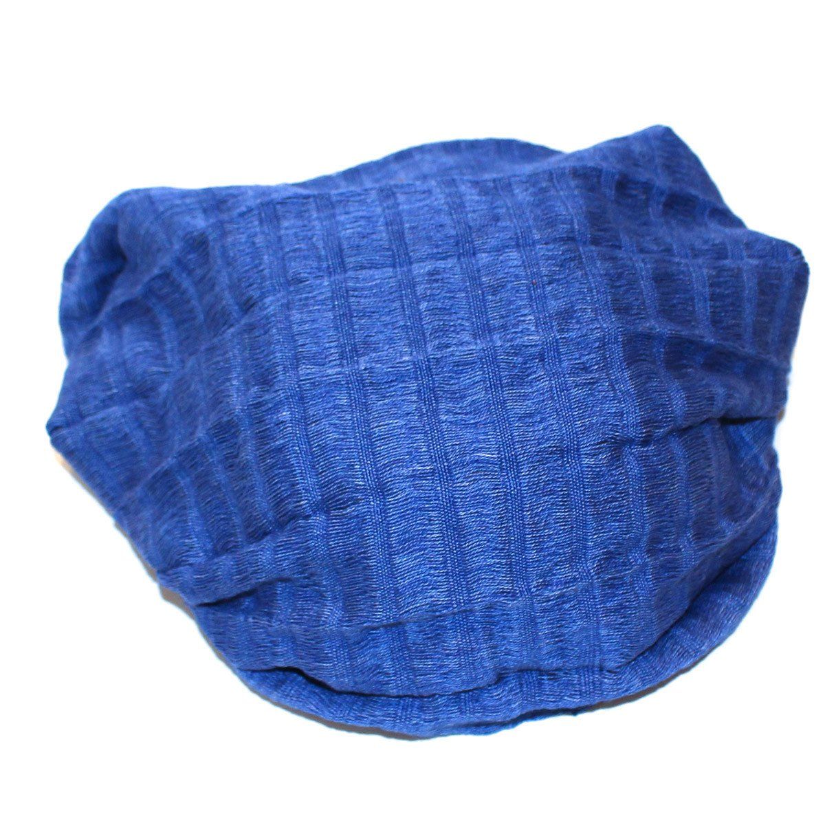 Blue Mayan Bandana - Natural Artist