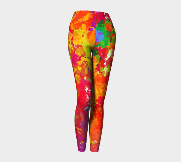 Dare To Create A Difference Leggings