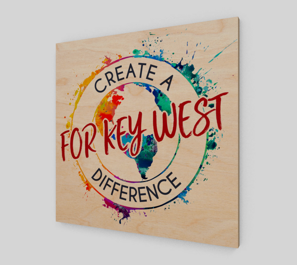Create A Difference For Key West