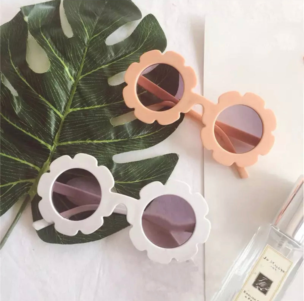 Sunflower Glasses