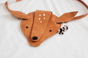 Deer Cross Body Bag