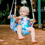 Swing ( Baby/Toddler) - Blue Skies