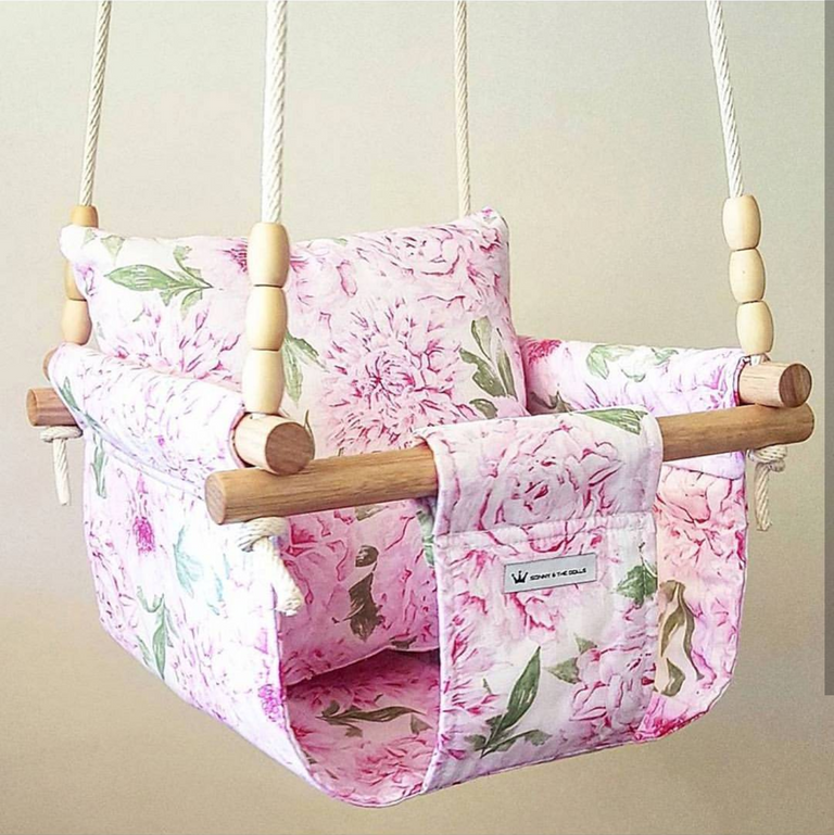 Swing (Baby/Toddler) - Pretty in Pink