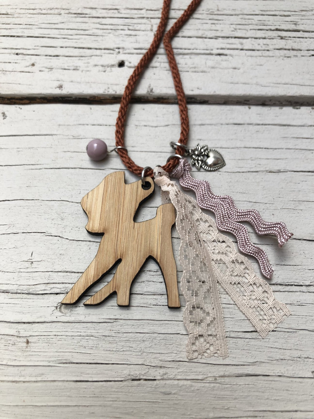 Pretty Bambi Necklace