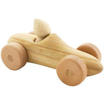 Wooden Car and Driver - Felix