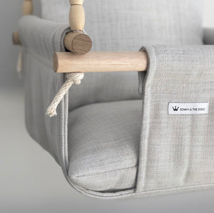 Swing (Baby/Toddler) - Linen Luxe Range
