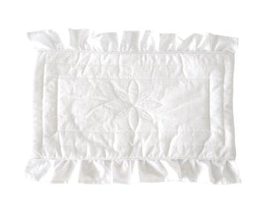 Dolls Blanket - White