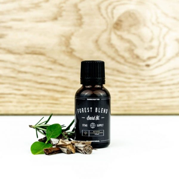 Beard Oil - Forest Blend 25ml