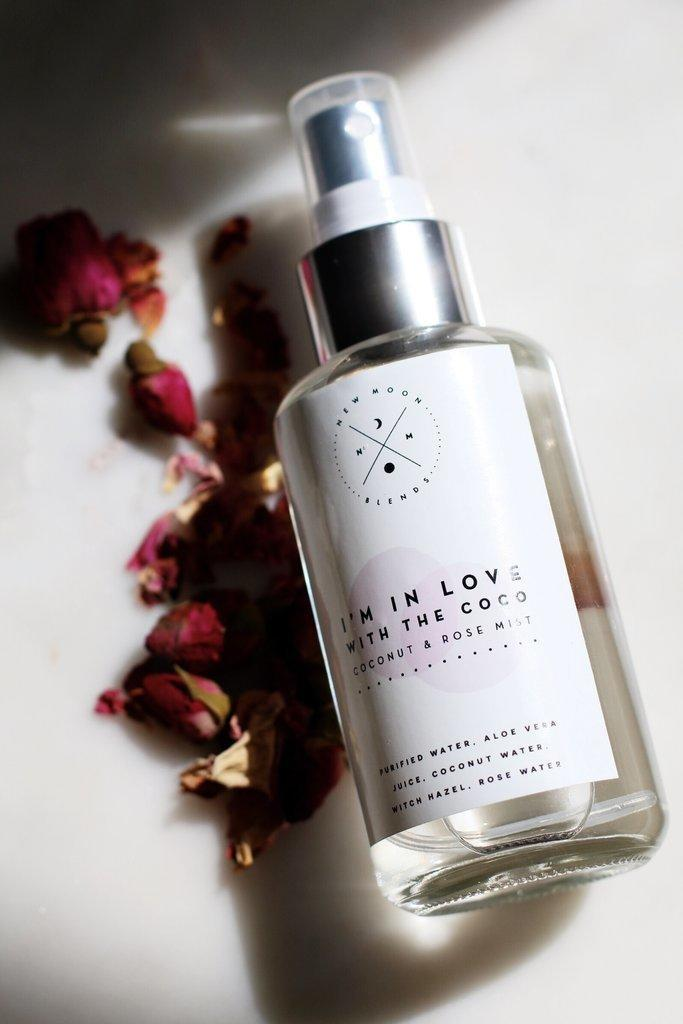 Hydrating Mist - Rose Water