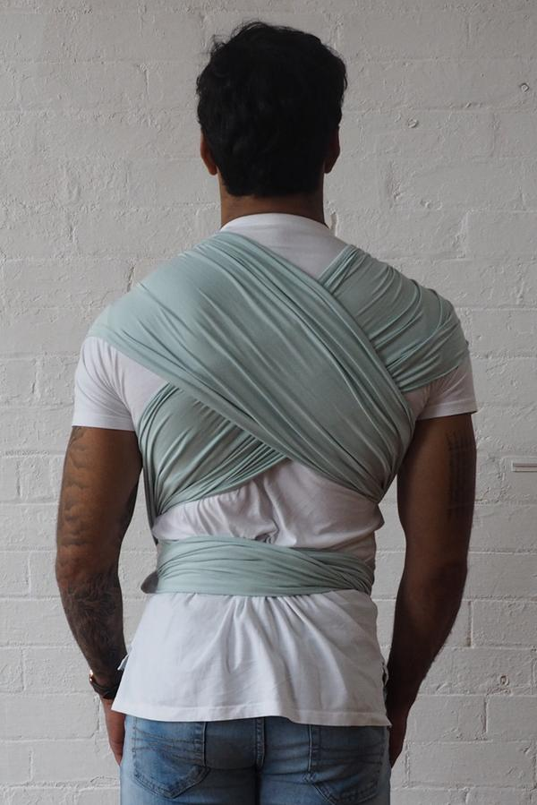 Wrap Carrier -Sage