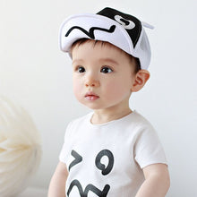 Cute Kid Baby/Toddler Girl/Boy Wave Rivet Outdoor Baseball Sun Hat Cap - BOUTIQUE CHIC