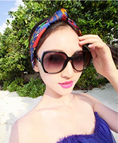 Luxury Designer Brand Vintage Fashion Sunglasses for Women ~ Polarized - BOUTIQUE CHIC