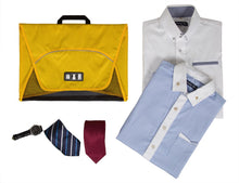 Luggage Travel Gear Garment Folder ~ Business Shirt & Tie Packing Organizer Travel Accessory - BOUTIQUE CHIC