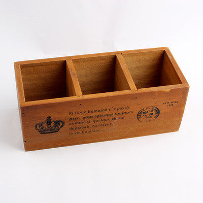 ... Charming Multifunction Home u0026 Garden Wooden Storage Boxes u0026 Bins ~ Great for Pots of Herbs ... & Charming Multifunction Home u0026 Garden Wooden Storage Boxes u0026 Bins ...