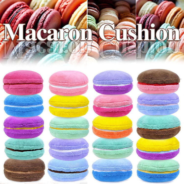 Darling Novel Macaron Shaped Cushion/Pillow ~