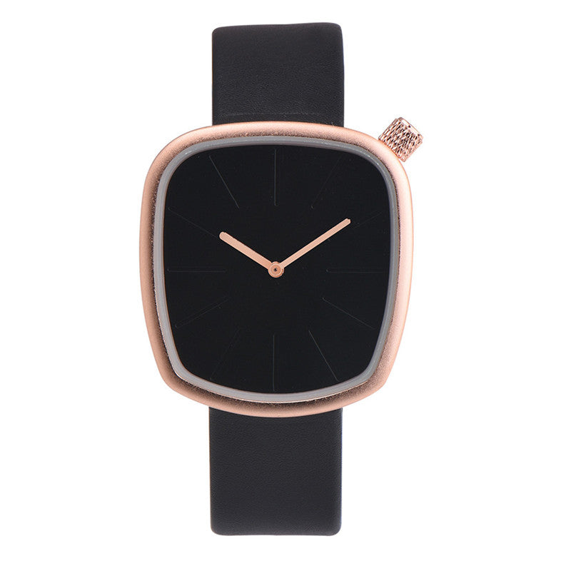 Luxury Irregular Design Analog Quartz Fashion Watch for Women - BOUTIQUE CHIC