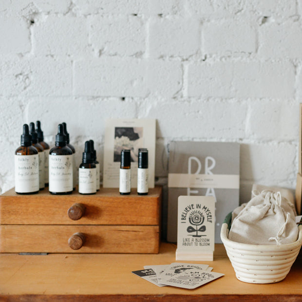 Think Thornbury Shop - Bath + Body Collection