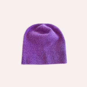 Beanie - Bright Purple