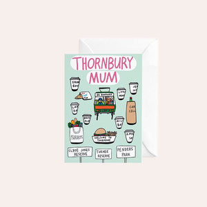 Able and Game Card - Thornbury Mum