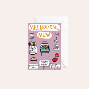 Able and Game Card - Melbourne Mum