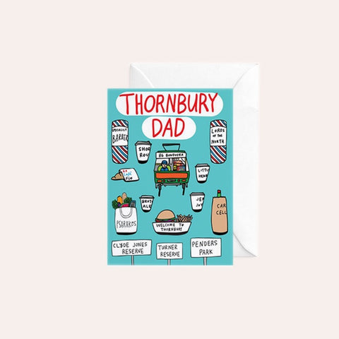 Able and Game Card - Thornbury Dad
