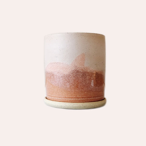 Planter - Small - Pink Sunsets