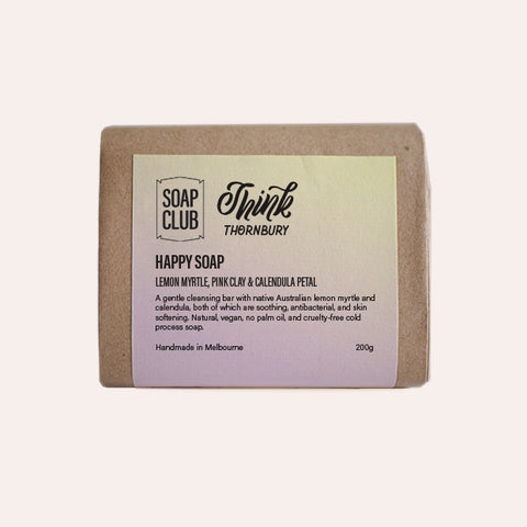 HAPPY SOAP - 200g Bar