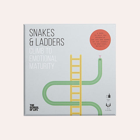 The School Of Life - Emotional Snakes & Ladders