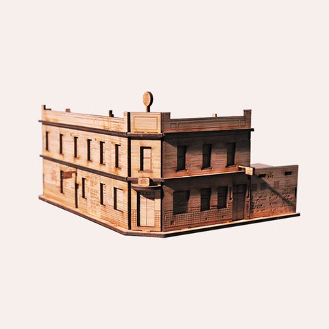 The Tote Hotel - Model Kit