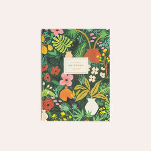 Rifle Paper Co - Memoir Notebook - Ruled - Large Terracotta