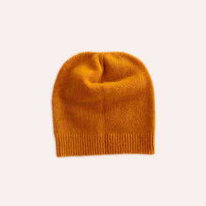 Beanie - Bright Orange