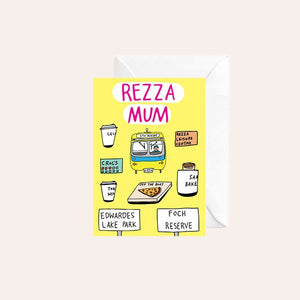 Able and Game Card - Rezza Mum