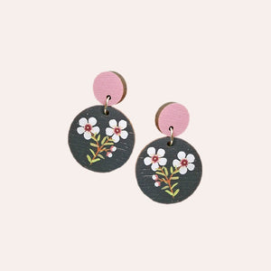 Geralton Wax Earrings