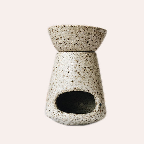 Medium Oil Burner - Natural