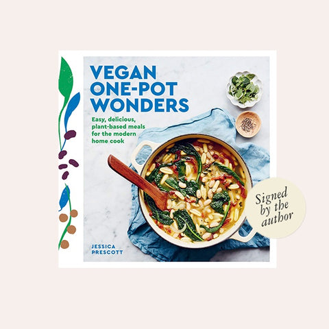 Vegan One Pot Wonders - Jessica Prescott