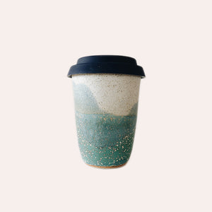 Travel Cup - Aurora Borealis - Large