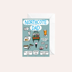 Able and Game Card - Northcote Dad