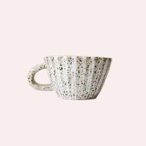 Flare Tea Cup - Stripes