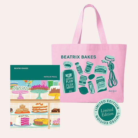 Beatrix Bakes - With limited edition tote!